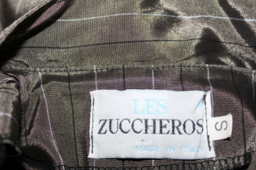 "Deux pieces retro ""Les Zucherros"" anii '80"