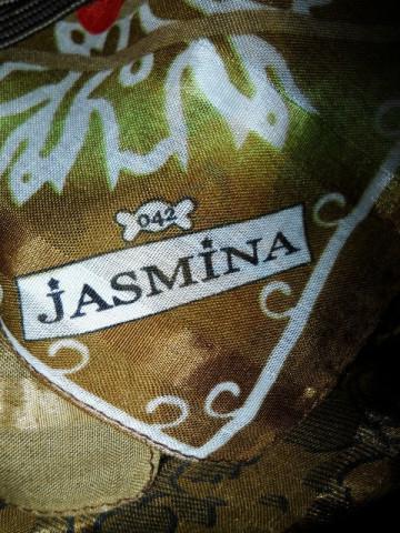 """Esarfa retro """"Jasmina"""" anii '80"""