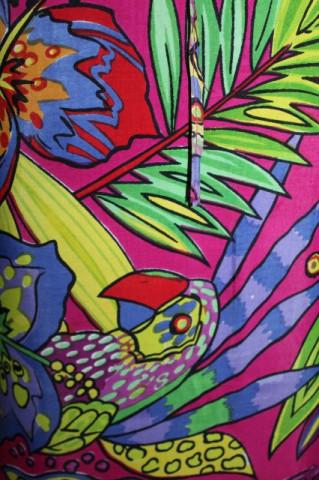 Fusta - pareo papagali anii '90