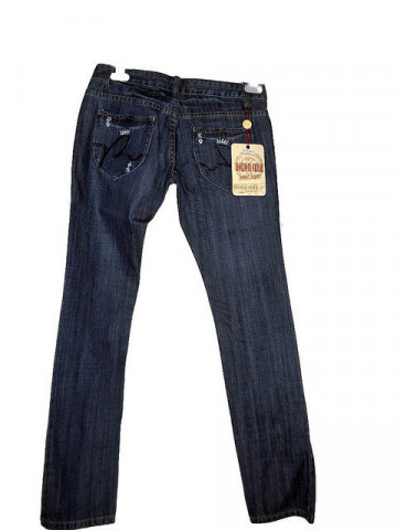 Jeans repro anii '80