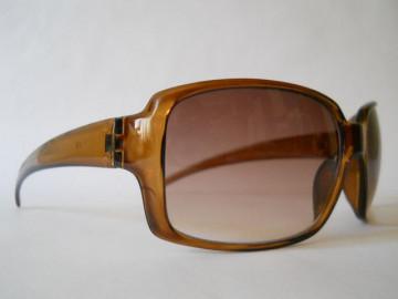 Ochelari de soare maro retro anii '80