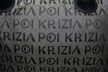 """Poseta logo """"Krizia"""""""