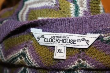 Rochie din tricot ajurat repro anii 70