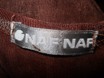"""Rochie """"Naf Naf"""" anii '90"""
