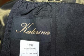 """Rochie retro de ocazie """"Katerina"""" anii '80"""