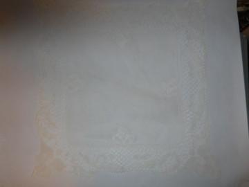 Servet Cantu Bobbin Lace perioada edwardiana cca. 1890