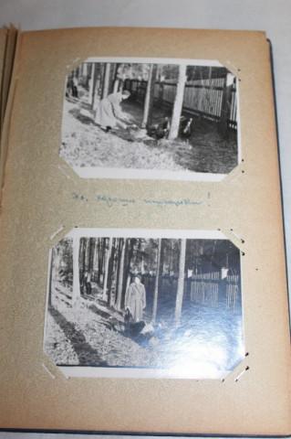 Album foto 1958