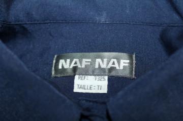 "Camasa bleumarin ""Naf Naf"""