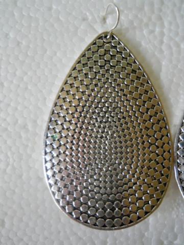 Cercei mari argintii anii '70