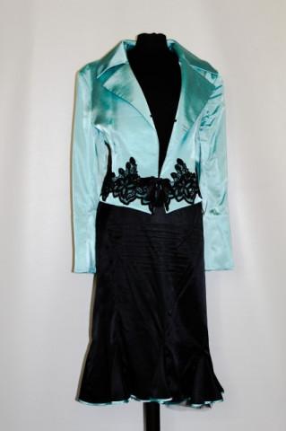 "Deux pieces ""Xandra Class Couture"" anii '90"