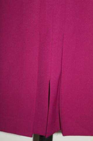 Fustă violet Gerard Pasquier anii 80