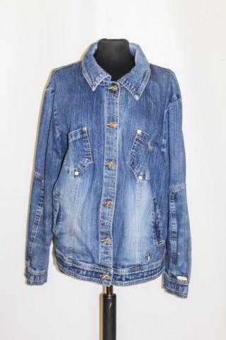"""Jacheta din jeans """"Baby Phat"""""""