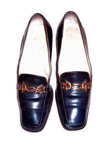 "Pantofi retro ""Bruno Magli"" anii '80"