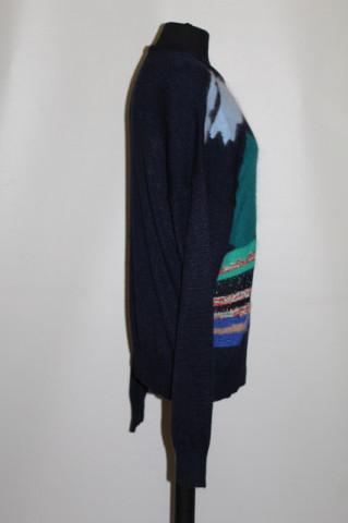 Pulover Malina Wong anii 80-90