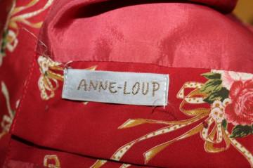 Rochie Anne-Loup anii 90
