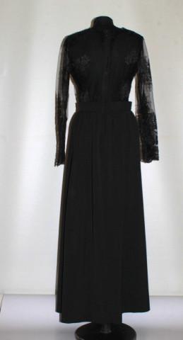 Rochie de seară bust dantelă repro anii 70