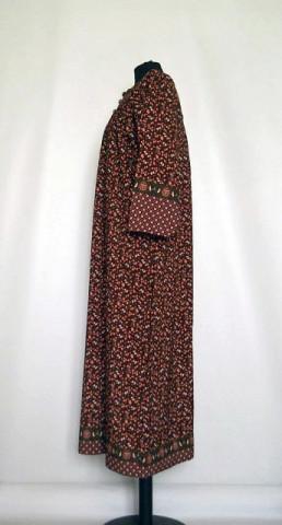 Rochie retro floricele hippie anii '80