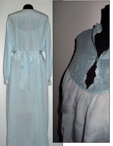 Set vintage trei piese lingerie anii '30