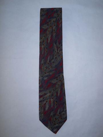 """Cravata vintage  """"Ungaro"""" anii '70"""
