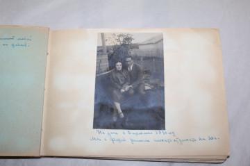Album fotografic din 1931