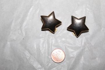 Cercei steluțe anii 70