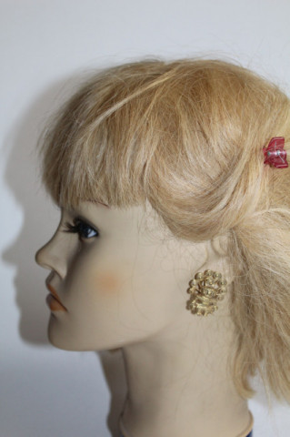 Cercei vintage stil aztec anii 40