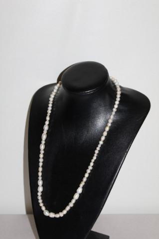 Colier perle naturala baroce anii '70