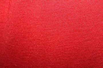 Fusta din tricot rosu anii '80