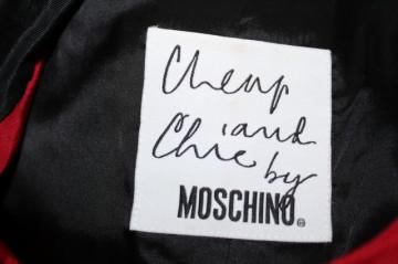 """Jacheta Moschino """"Push For Nature"""" anii '90"""