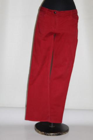 Jeans roșu Kenzo
