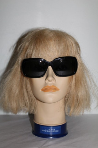 "Ochelari de soare negri ""Max Mara"""
