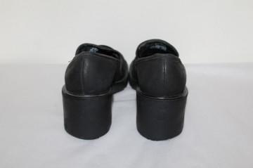 """Pantofi negri """"Calvin Klein"""""""