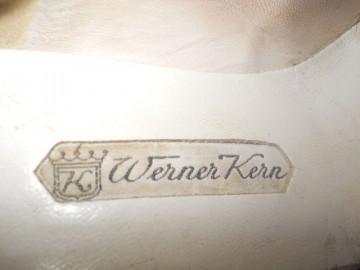 """Pantofi retro """"Werner Kern"""" anii '80"""