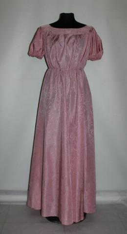 Rochie de seara vintage din tafta anii '60
