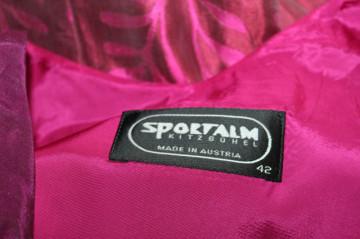 Rochie din mătase naturală Sportalm