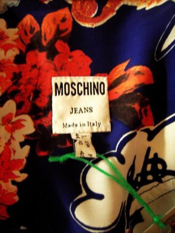 Rochie retro Moschino anii '90