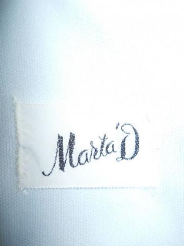 """Rochie vintage """"Marta D."""" anii '60"""