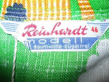 """Rochie vintage """"Reinhardt Modell"""" anii '70"""