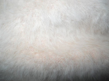 Basc din angora roz anii '80