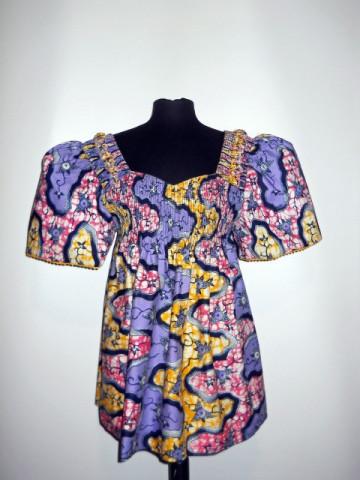 Bluza vintage hippie anii '60