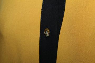 Camasa retro aplicatii capede de mort anii '90