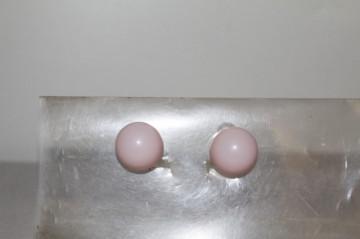 Cercei roz deschis anii '50