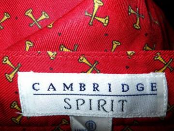 """Fusta retro """"Cambridge Spirit"""" anii '90"""