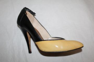"""Pantofi retro """"Reiss"""" anii '80"""