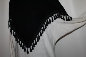 Pulover ciucuri anii '80