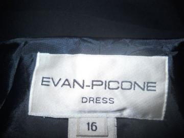 "Rochie de seara ""Evan - Picone"" anii '80"
