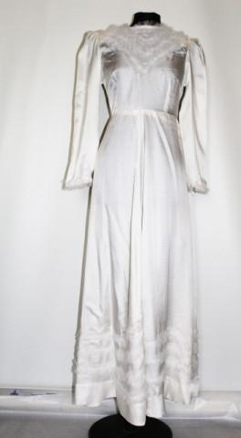 Rochie de seara / mireasa vintage anii '60