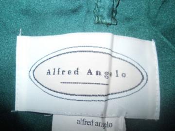 "Rochie de seara retro ""Alfred Angelo"" anii '90"