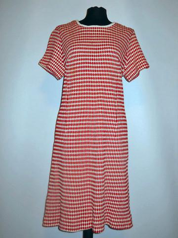 Rochie fagure anii '60