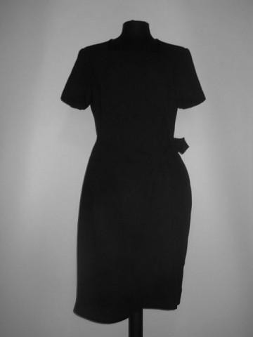 """Rochie neagra """"Liz Clairborne"""" anii '80 - '90"""